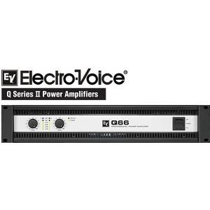 EV/エレクトロボイス Q66II パワーアンプ|rizing
