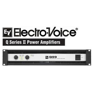 EV/エレクトロボイス Q99 パワーアンプ|rizing
