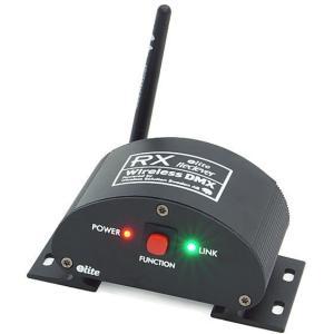 E-LITE WirelessDMX マルチポイントDMXワイヤレス RX(レシーバー)受信機のみ rizing