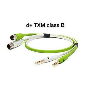 オヤイデ電気/NEO d+TXM class B 1.0m(1/4TRS - XLR 3ピン オス) rizing