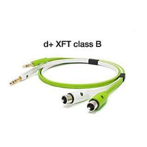 多彩な音楽環境に対応する次世代音声ケーブル  Class B シリーズは極太の18AWG高純度OFC...