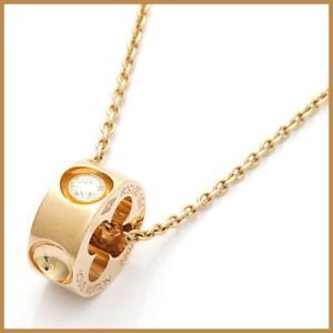 ルイヴィトン ネックレス レディース LOUIS VUITTON 18金 K18PG ダイヤモンド フラワー ピンクゴールド BJ *  中古 necklace sprice0708|rk-y