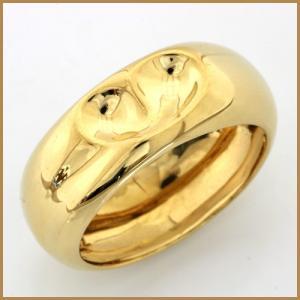 ティファニー リング 指輪 レディース 18金 K18 TIFFANY&Co. 7.5号 かわいい おしゃれ * 中古 ring 価格見直し|rk-y