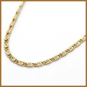 デザインネックレス レディース 18金 K18 チェーン * 女性 かわいい オシャレ 中古 necklace 価格見直し|rk-y