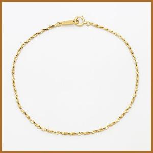 ブレスレット レディース 18金 K18 女性 おしゃれ かわいい オシャレ 中古 bracelet 価格見直し|rk-y