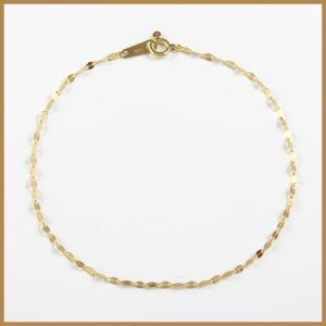 ブレスレット レディース 18金 K18 * 女性 かわいい おしゃれ 中古 bracelet 価格見直し|rk-y