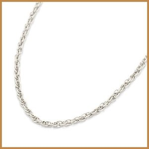 デザインネックレス レディース プラチナ PT850 チェーン おしゃれ 中古 necklace 価格見直し|rk-y