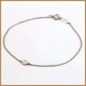 ティファニー ブレスレット レディース プラチナ PT950 ダイヤモンド TIFFANY&Co. BJ * おしゃれ 中古 bracelet 価格見直し|rk-y