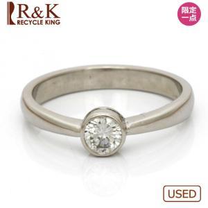 リング 指輪 レディース プラチナ PT900 ダイヤモンド D0.34 12号 ダイヤ おしゃれ 中古 ring 価格見直し|rk-y