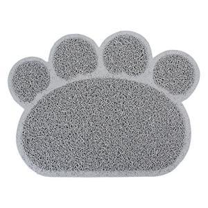 猫 トイレマット ★ ネコ砂 飛び散り防止 ★肉球 マット|rkiss