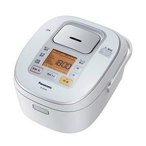 パナソニック 5.5合 炊飯器 IH式 ホワイト SR-HB106-W rkiss