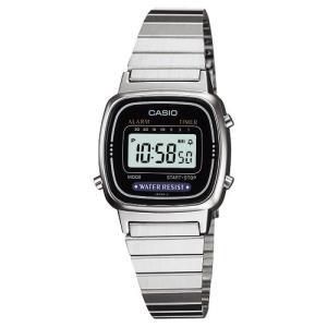 [カシオ]CASIO 腕時計  スタンダード LA-670WA-1JF レディース ゆうメール送料無料! チープカシオ rkiss
