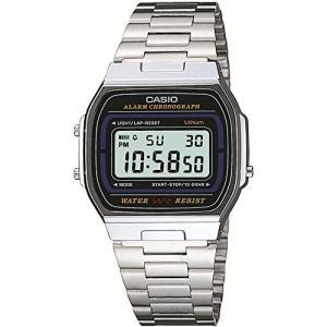 [カシオ]CASIO 腕時計 スタンダード デジタル A164WA-1 メンズ rkiss