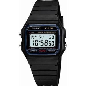 [カシオ]Casio 腕時計 スタンダード デジタル  F-91W-1JF メンズ rkiss
