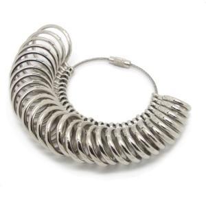 指輪 サイズゲージ 計測 ★ 1〜30号 ★ シルバー リングゲージ rkiss