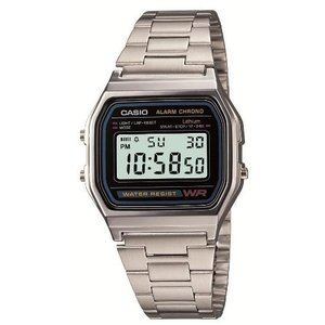 [カシオ]CASIO 腕時計  スタンダード A158WA-1JF メンズ rkiss