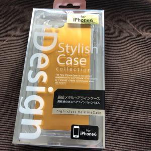 エアージェイ iPhone6(4.7inch) メタルケース ゴールド AC-P47-MT GD|rkiss