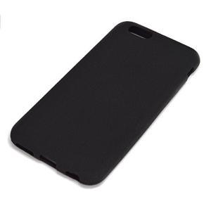 ラスタバナナ iPhone6/6s 滑止めシリコンケース ブラック 1020IP6A|rkiss