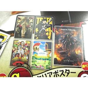 一番くじ ワンピース ドレスローザ編  G賞 クリアポスター 全5種|rkiss