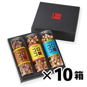 スイーツ ギフト コロコロワッフル3本セット(10箱まとめ買...