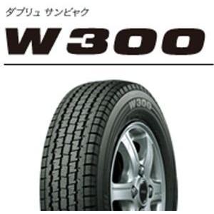 ブリヂストン スタッドレスタイヤ W300 145R12 6PR  4本セット|rmax