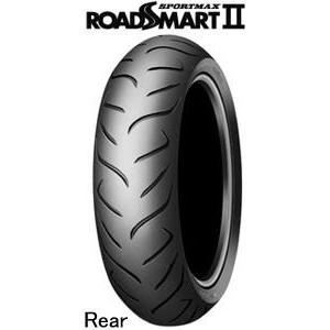 ダンロップ スポーツマックスROAD SMART 2 160/60ZR17 (69W) リア rmax