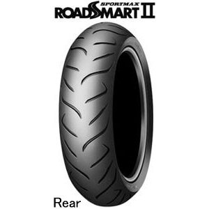 ダンロップ スポーツマックスROAD SMART 2 180/55ZR17 (73W) リア rmax