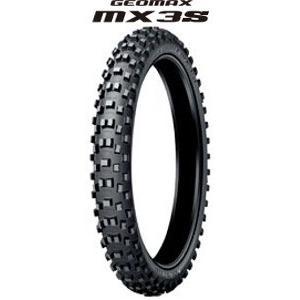 ダンロップ GEOMAX MX3SF 60/100-10 33J WT フロント|rmax