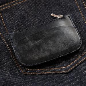 レッドムーン コインケース REDMOON BD-SW ブライドルレザー カード入れ スマートウォレット レターパックプラス対応|rmismfukuoka