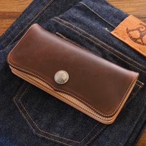 レッドムーン 財布 ウォレット REDMOON ロングウォレットCX-NHR02AC クロムエクセル  長財布 rmismfukuoka