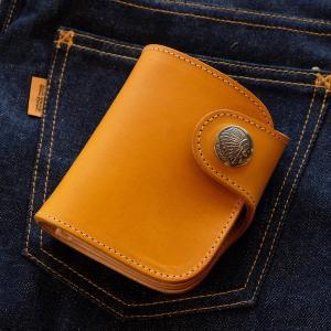 レッドムーン 財布  REDMOON ショートウォレット EM-HR01Z イタリアンレザー  エルバマット サドルレザー|rmismfukuoka