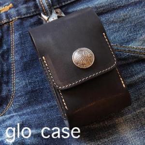 レッドムーン グローケース glo REDMOON RM-GLO-MGA サドルレザー|rmismfukuoka