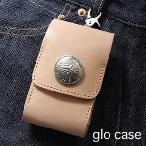 レッドムーン グローケース glo REDMOON RM-GLO-MGA30 サドルレザー|rmismfukuoka