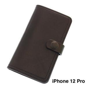 レッドムーン スマートフォンケース REDMOON RM-IPC-12Pro  iPhone12Pro 12用  手帳型 サドルレザー iPhoneケース|rmismfukuoka