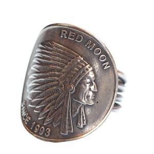 レッドムーン リング REDMOON  RM-RG30A  シルバー コンチョ 指輪|rmismfukuoka