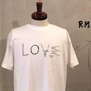 レッドムーン Tシャツ REDMOON RM-T07 ホワイト|rmismfukuoka