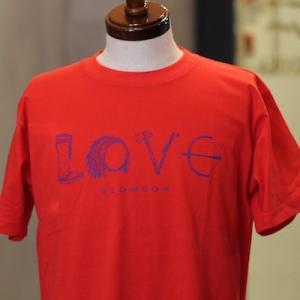 レッドムーン Tシャツ REDMOON RM-T10 ネイティブ レッド|rmismfukuoka