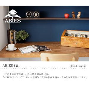 ABIES カペラ ワインディングマシーン 2本巻 エボニー×ブラック 1年保証 腕時計用ケース 収納|rmjapan|18