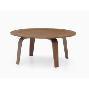 CTW コーヒーテーブル ウォールナット材 プライウッドテーブル|rmjapan