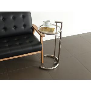 アイリーングレイ サイドテーブル ミニ アジャスタブルテーブル テーブル |rmjapan