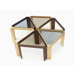Lotti (ロッティ) ガラステーブル / 全6種 サイドテーブル |rmjapan|19