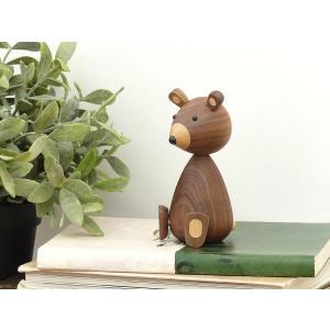 Baby Bear ベビーベアー 木製玩具 北欧 オブジェ |rmjapan