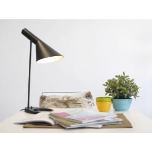 AJ テーブルライト ブラック アルネ・ヤコブセン デスクランプ  LED電球付 |rmjapan
