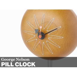 ピルクロック ジョージ・ネルソン 置き時計 ネルソンクロック デザイナーズ|rmjapan