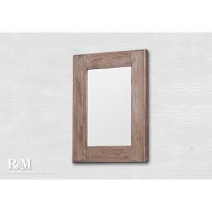 d-Bodhi ディーボディ ウォールミラー NATURAL 鏡 壁掛け 姿見|rmjapan