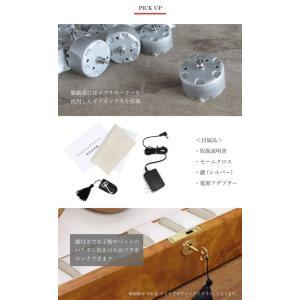 ABIES アビエス ワインディングマシーン 8本巻 ブラック×ブラック 1年保証 腕時計用ケース 収納|rmjapan|08
