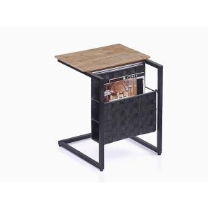 d-Bodhi ディーボディ サイドテーブル マガジンホルダー付 NATURAL|rmjapan