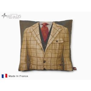 ART de LYS クッションカバー Man's jacket rmjapan