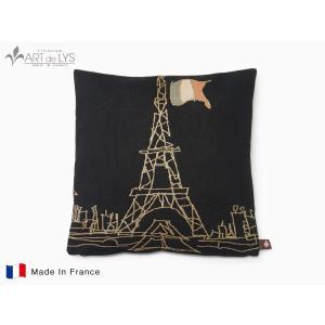ART de LYS クッションカバー Paris rmjapan