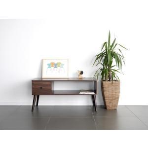 GARY ゲイリー TVテーブル ブラウン テレビボード コンパクト 北欧 木製|rmjapan